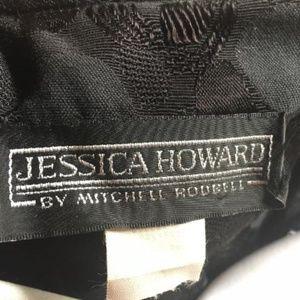 Jessica Howard Dresses - JESSICA H Portrait Collar Party Dress
